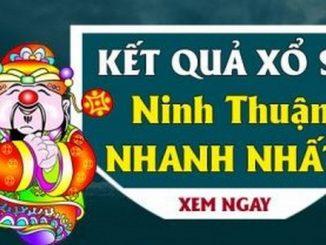 kết quả xổ số Ninh Thuận sxnt hôm nay 2 Cập nhật siêu tốc kết quả xổ số Ninh Thuận sxnt hôm nay